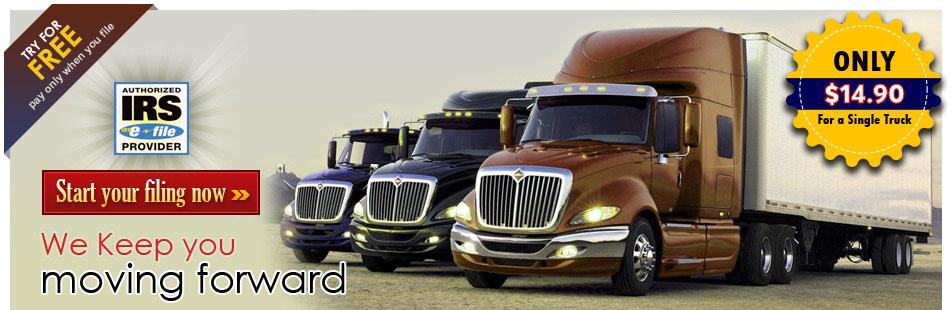 E File 2290 Faq Irs Form 2290 Faq E File Truck Tax Form 2290